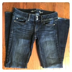 American Eagle Outfitters Jeans - American eagle artist jeans